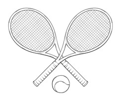 Tennis 6017