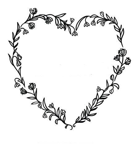 Flower heart 2008