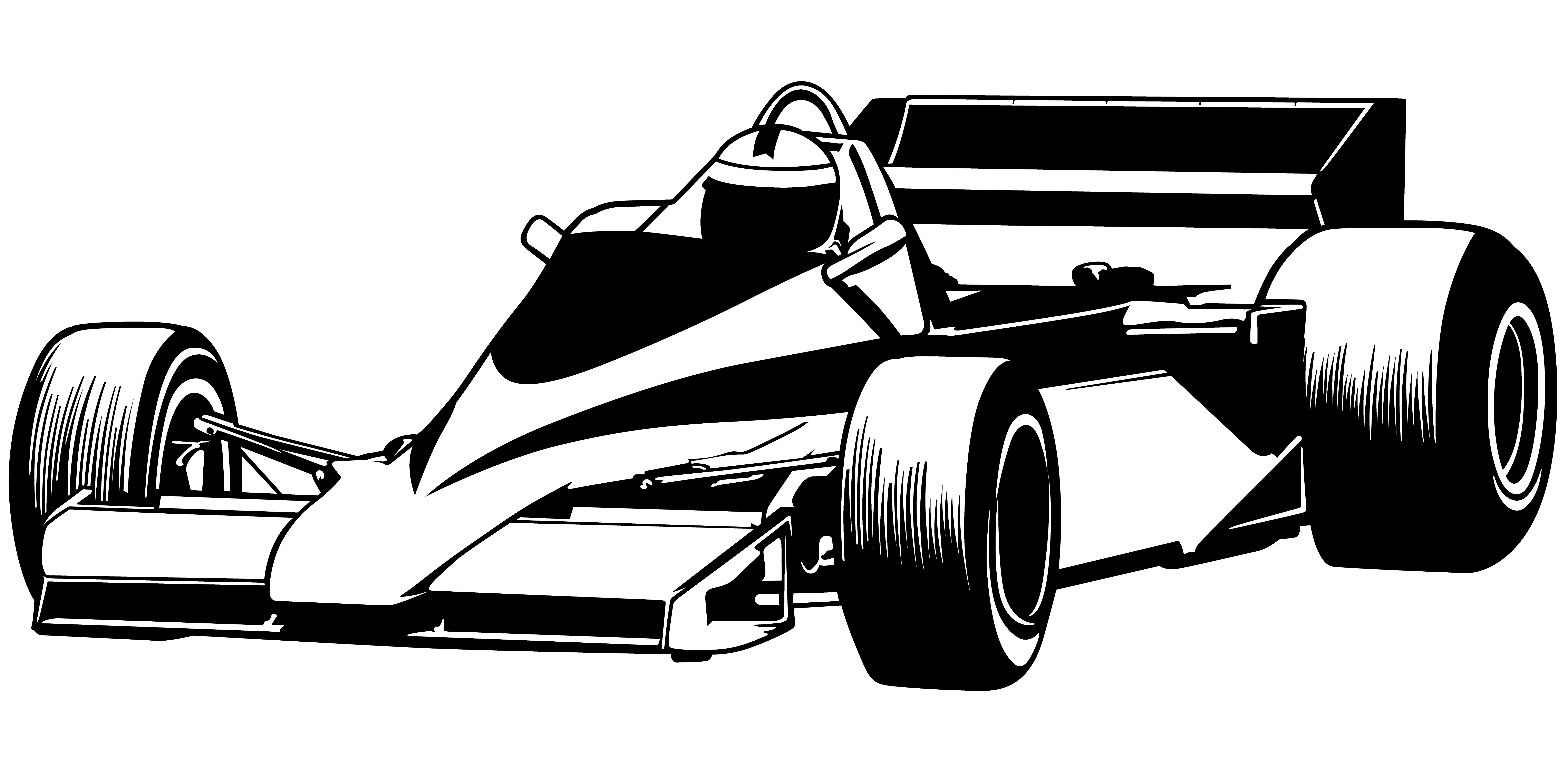 Indy car 6021