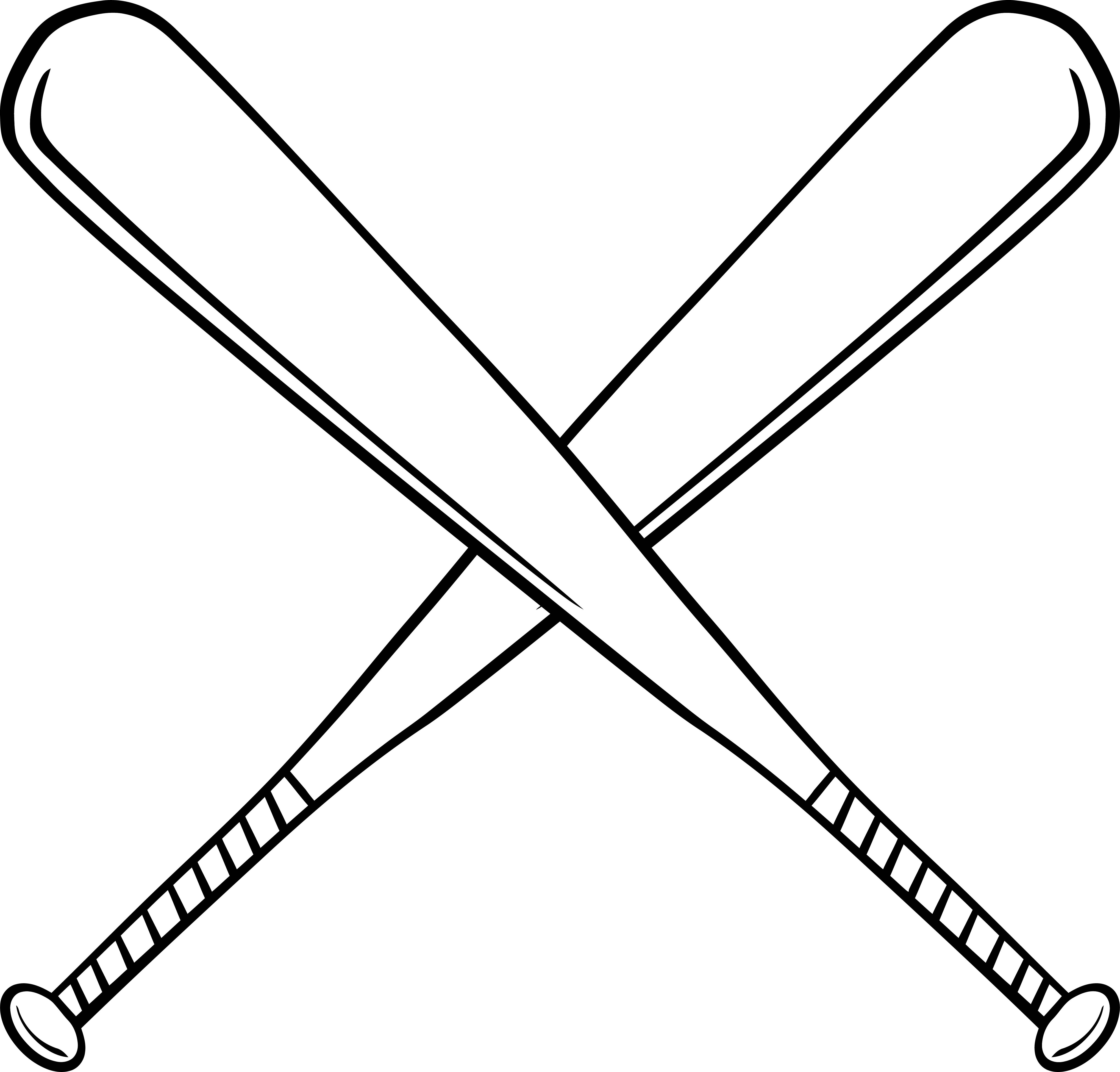 Baseball bats 6003