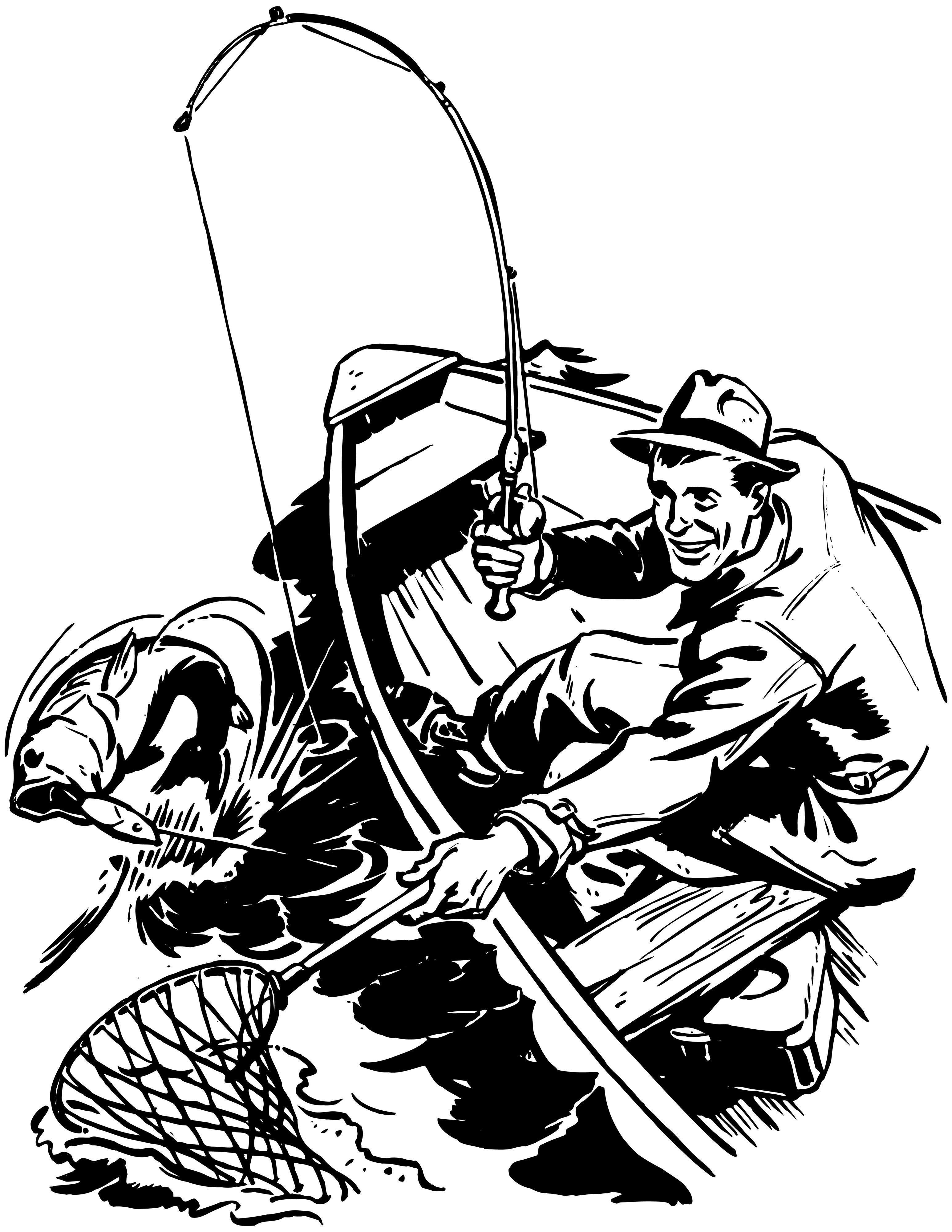 Fisherman 6024