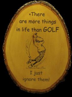 golf funny