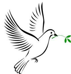 Peace dove 1007