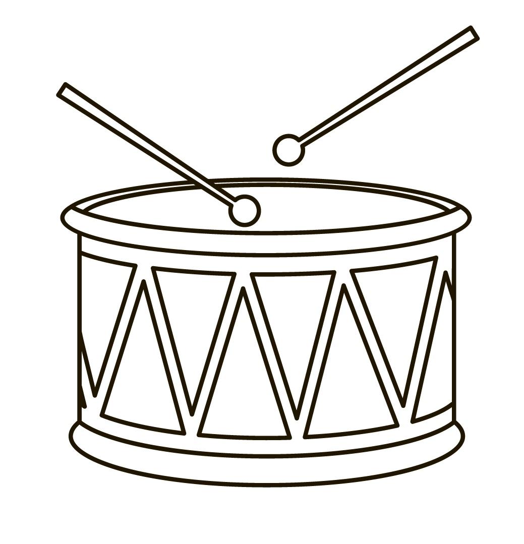 Toy drum 3006
