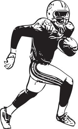 Football player 6008