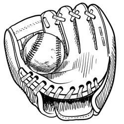 Baseball glove 6002