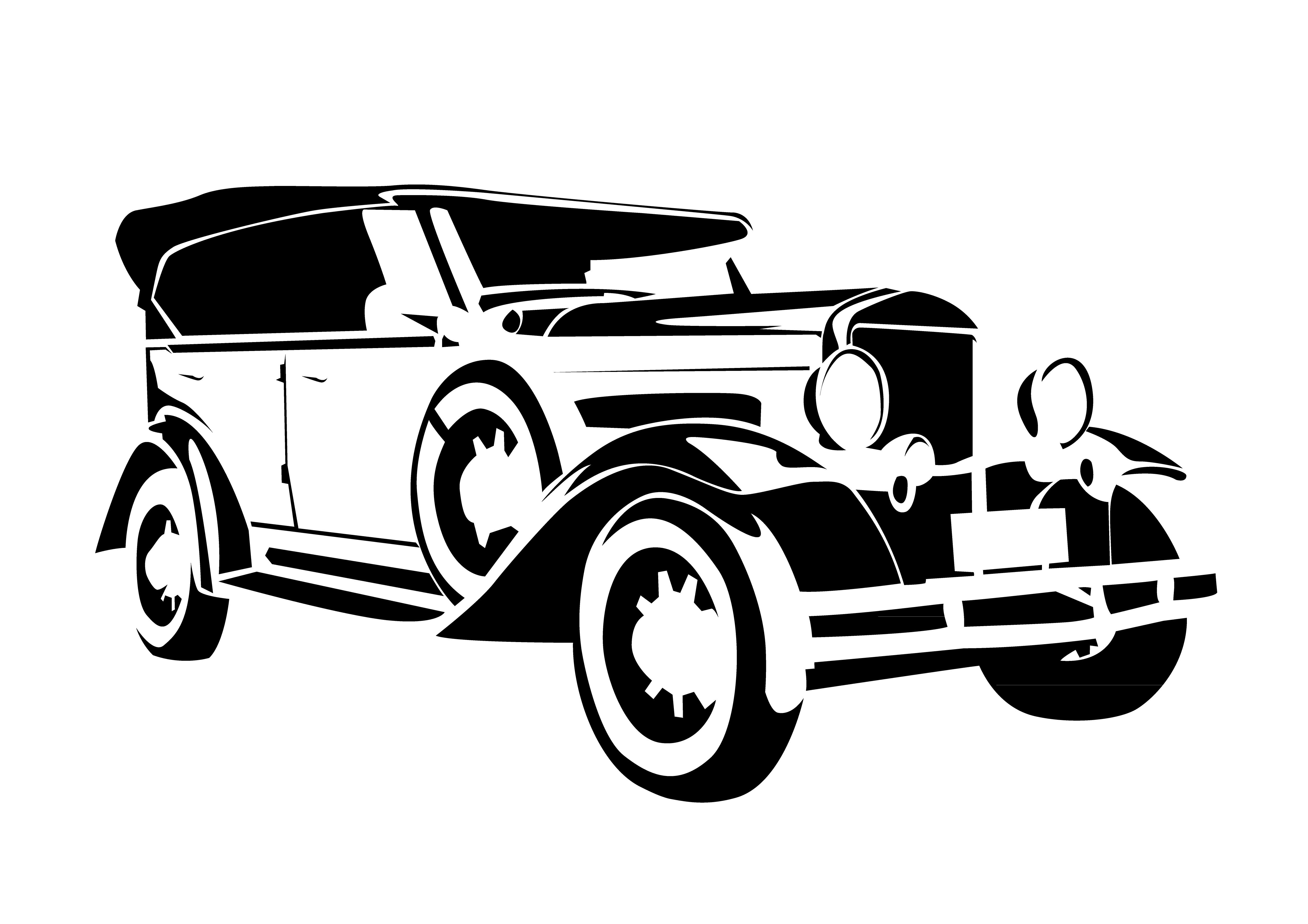 Classic car 4006