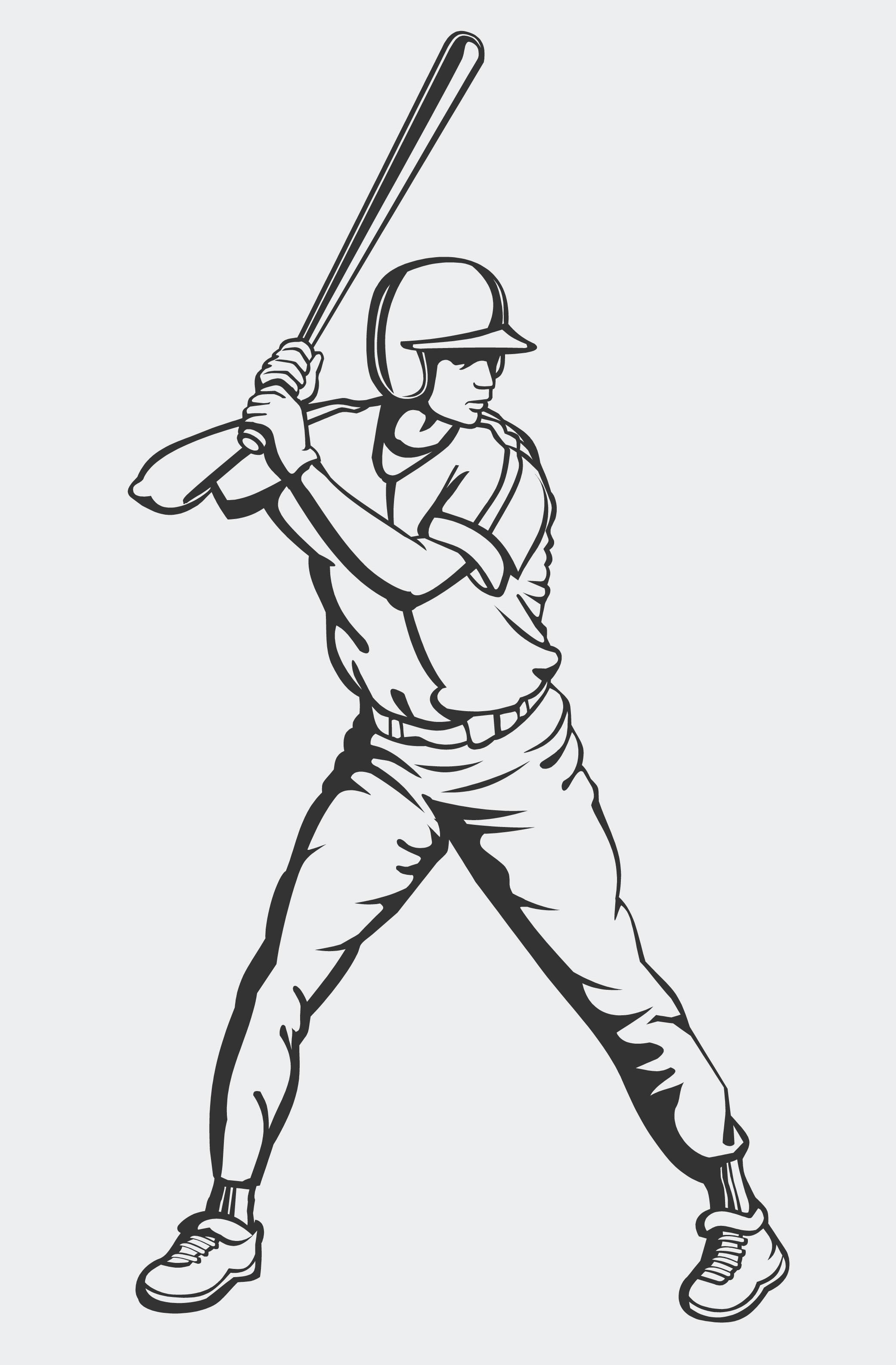 Baseball batter 6000