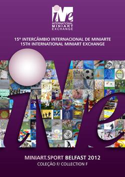 2012. Catálogo 15º Miniart.