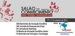 2014. Salão do Conhecimento.