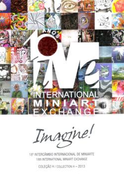 2013. Catálogo 18º Miniart.