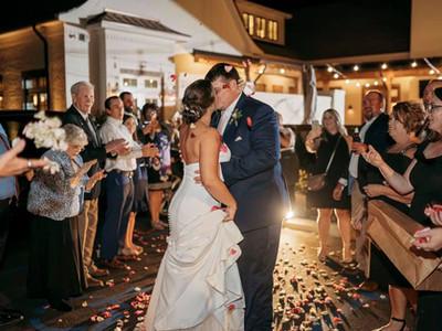 Grand Exit | Wedding