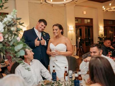 Bride and Groom | Guests