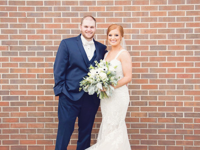 Bride and Groom | First Look