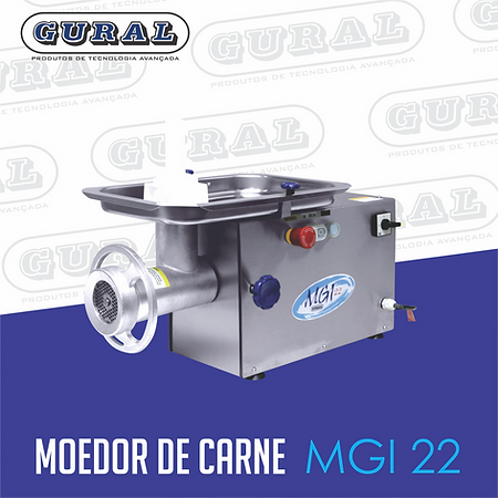 Moedor de carne MGI 22