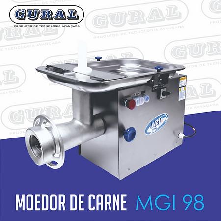Moedor de carne MGI 98