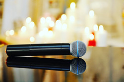 Wireless Microphone Rental