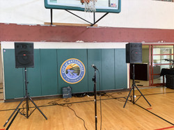 Sporting Event Sound System Rental