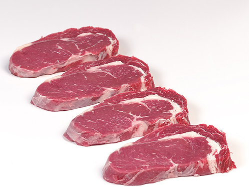 Rib eye steak (pair)