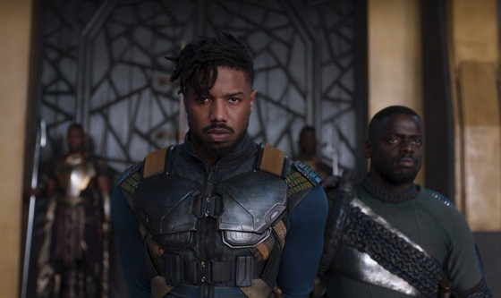 Some Thoughts on #BlackPanther with a Side Dish of Hegel
