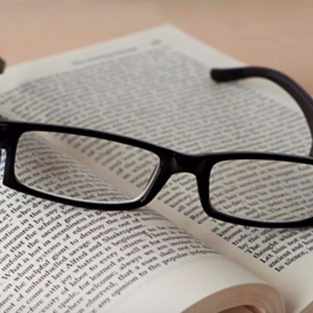 Non-Fiction Glasses