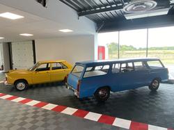 Peugeot 104 & 404 modifiées