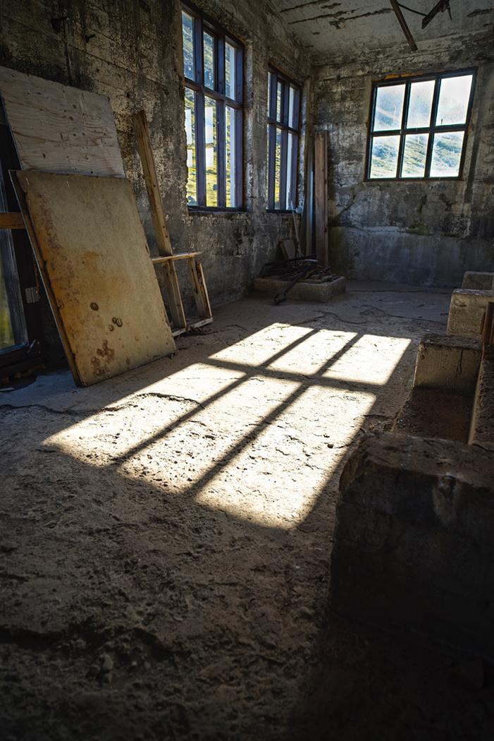 Abandoned Herring