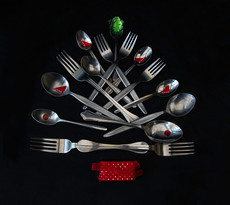 Cutlery Tree