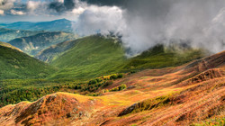 Autumnal Slopes