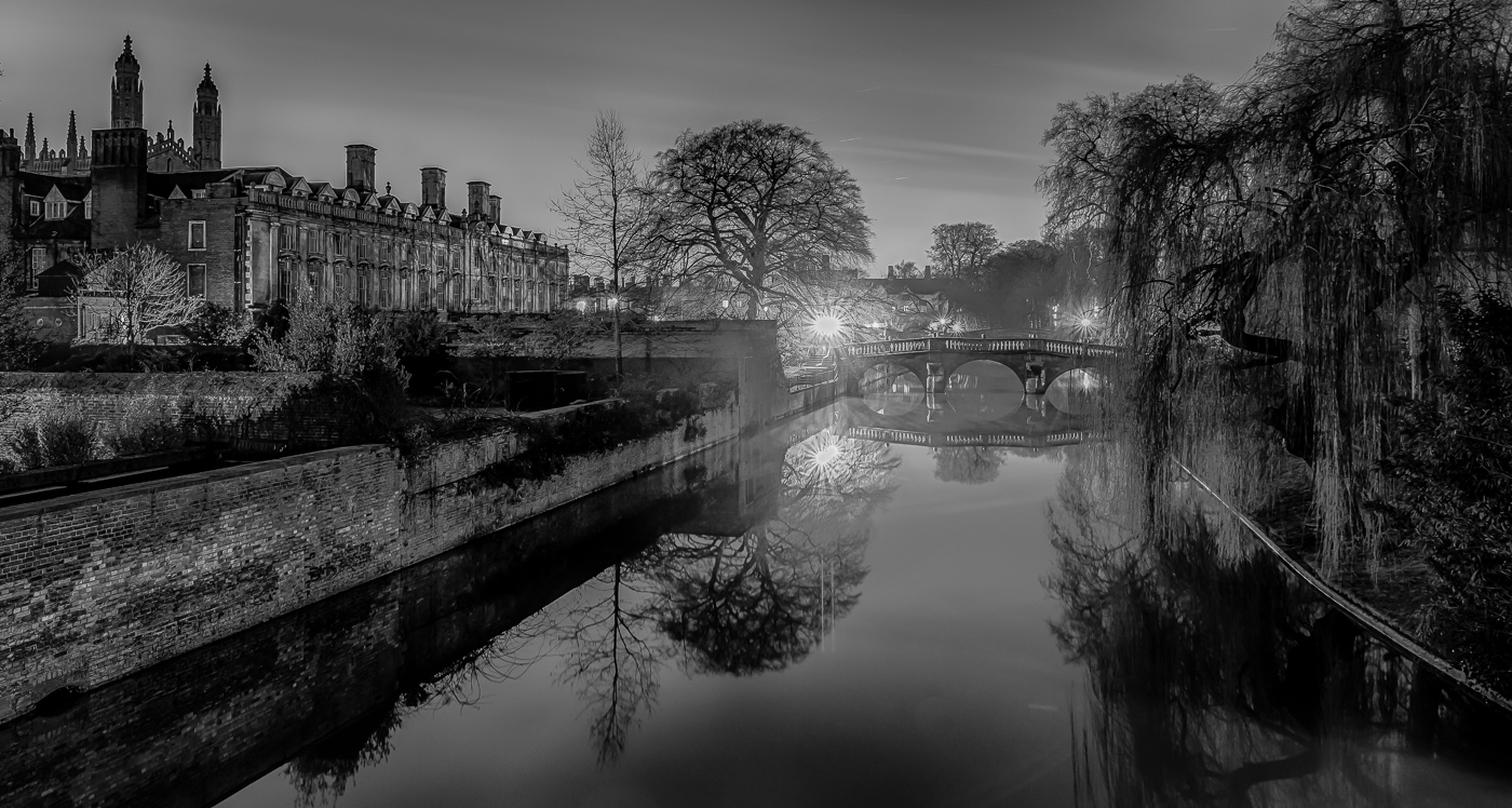 Clare Bridge Cambridge