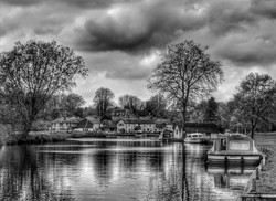 Coltishall by the River Bure