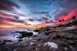 San Diego January Evening