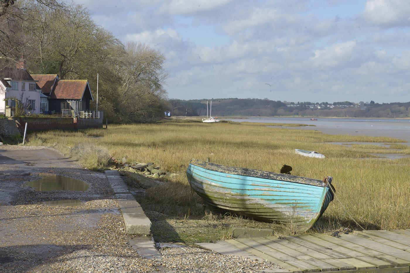Pin Mill Tranquility