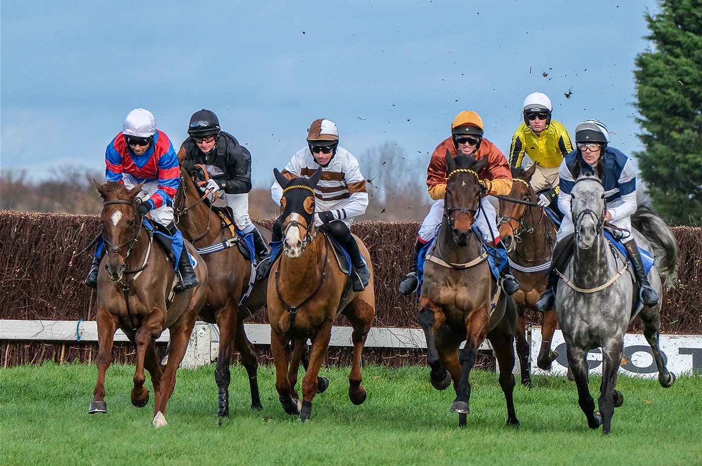 Final Furlong Finish