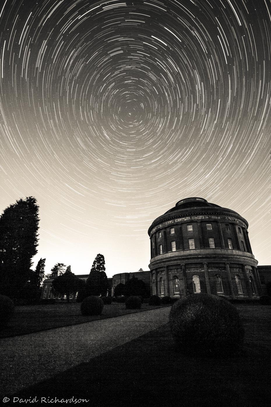 Ickworth Star Trails