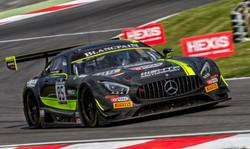 Mercedes AMG at Brands Hatch