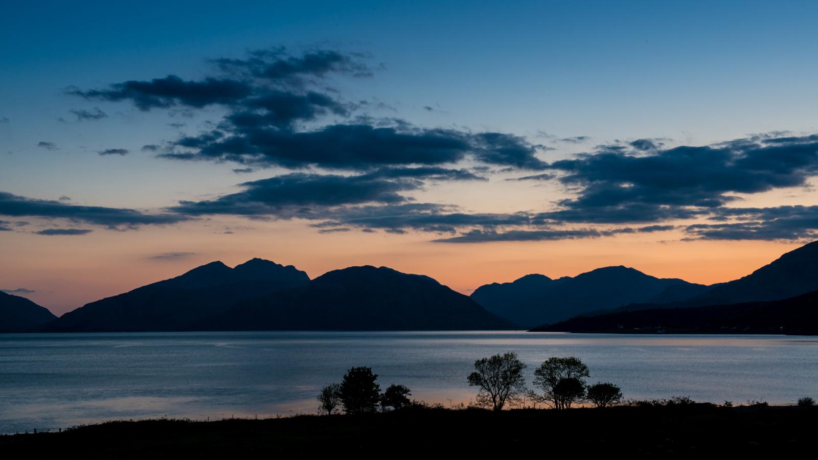 Still Waters Of Loch Linnhe