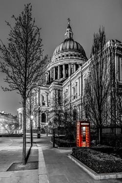 St Paul's Phonebox