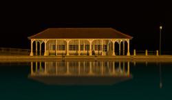 Night at the boating lake