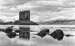 Castle Stalker Loch Linnhe