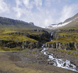 Water Slide Iceland