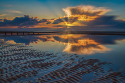 Ripples and Reflections, Brancaster