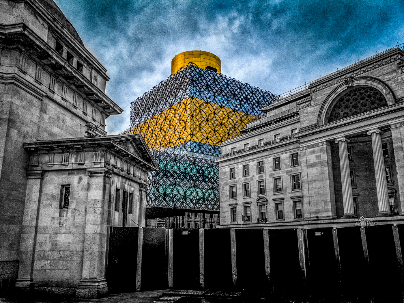 Central Library Birmingham