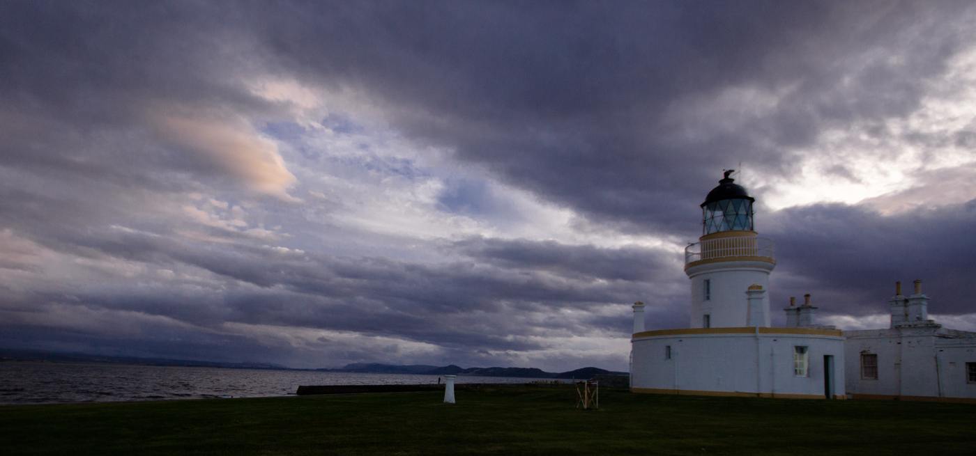 The Light Behind the Lighthouse