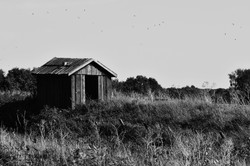 Workers hut