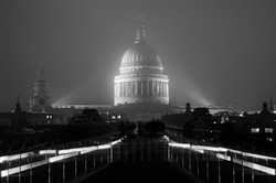 Ghosts at St. Paul's