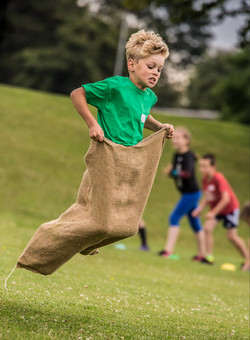 Tradition Wins at School Sports Day