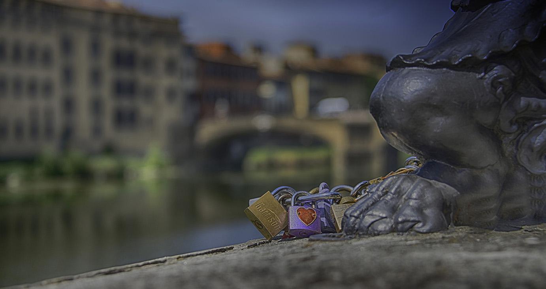 Moderno amore di Firenze antica