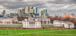 The Queens House, Greenwich and the City