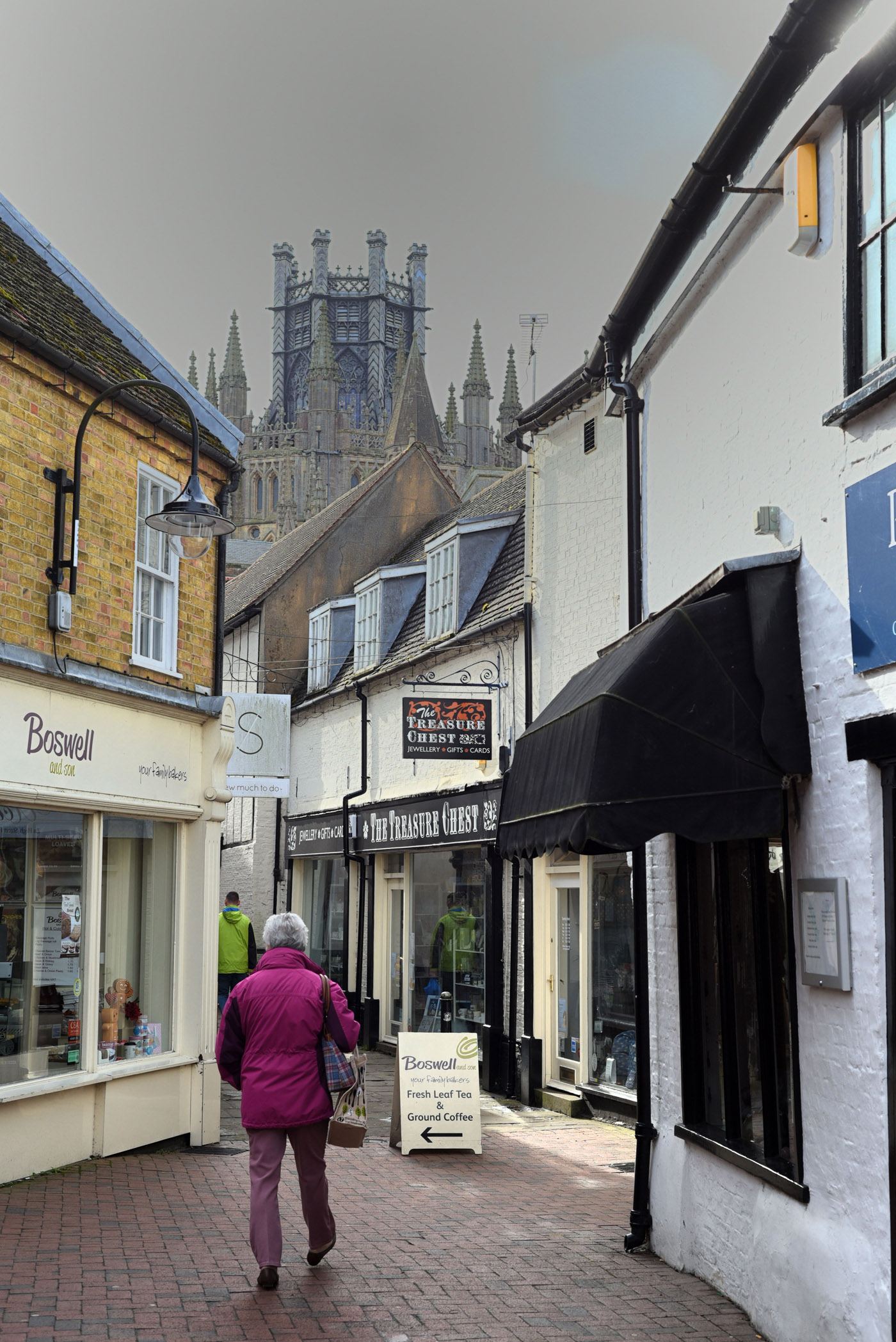 ely back streets